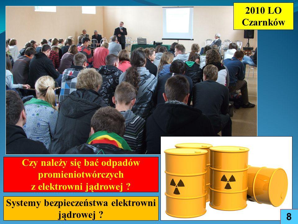 Czy należy się bać odpadów promieniotwórczych z elektrowni jądrowej