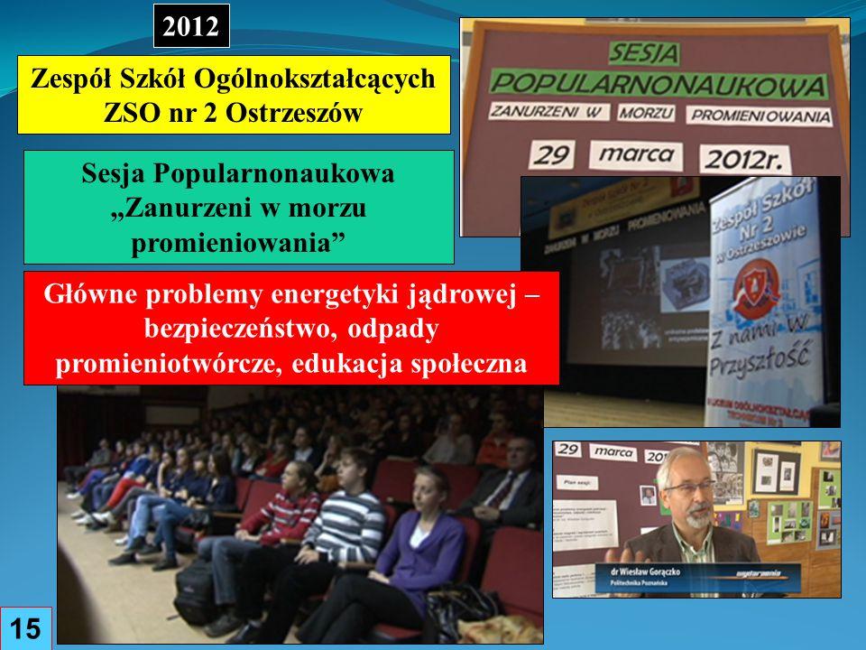Zespół Szkół Ogólnokształcących ZSO nr 2 Ostrzeszów