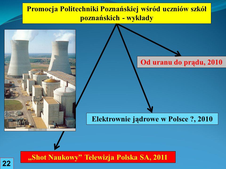Elektrownie jądrowe w Polsce , 2010