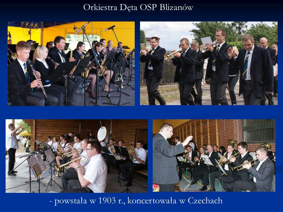Orkiestra Dęta OSP Blizanów