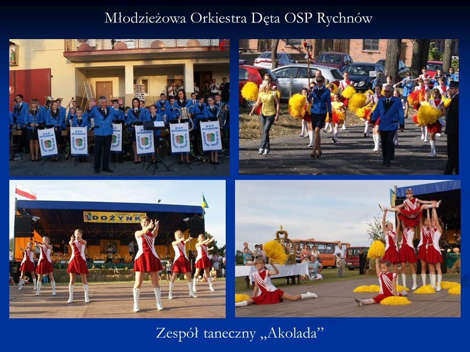 Młodzieżowa Orkiestra Dęta OSP Rychnów