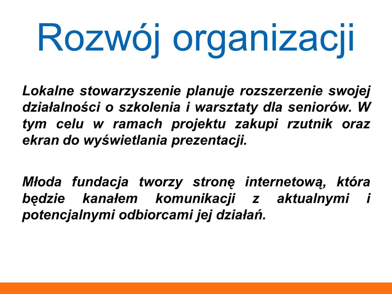 Rozwój organizacji