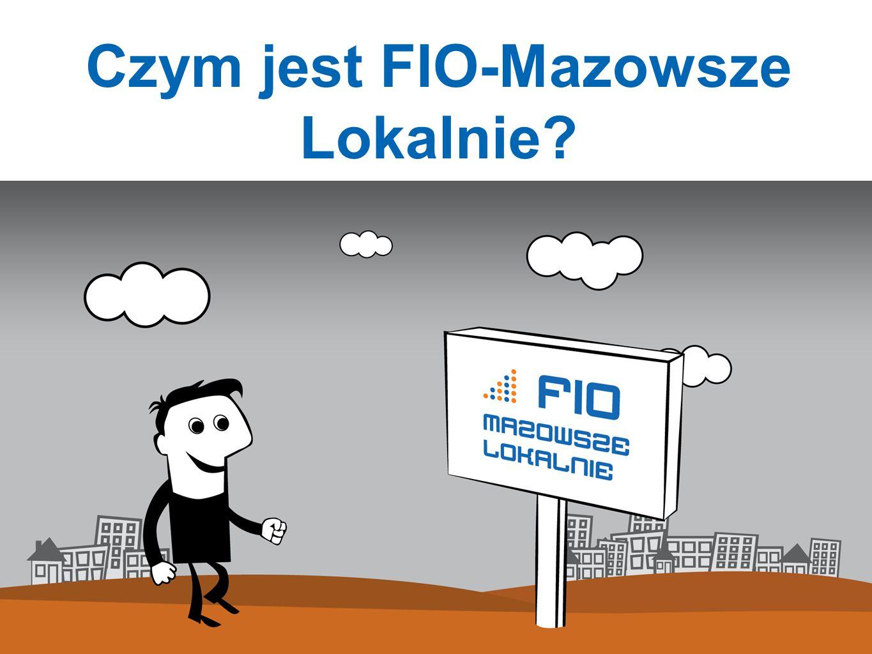 Czym jest FIO-Mazowsze Lokalnie