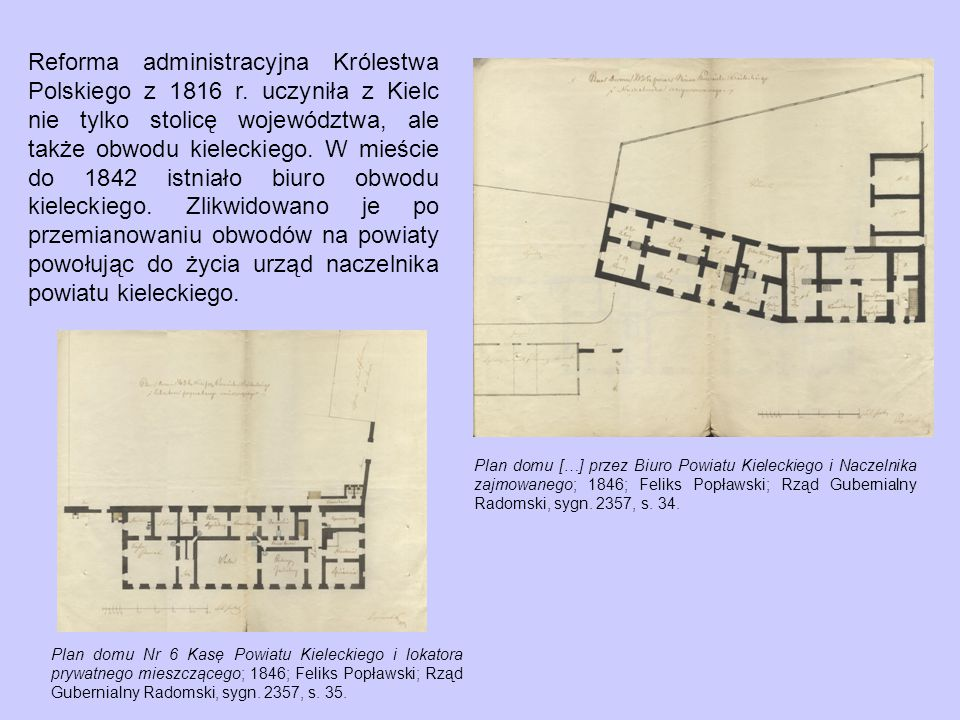 Reforma administracyjna Królestwa Polskiego z 1816 r