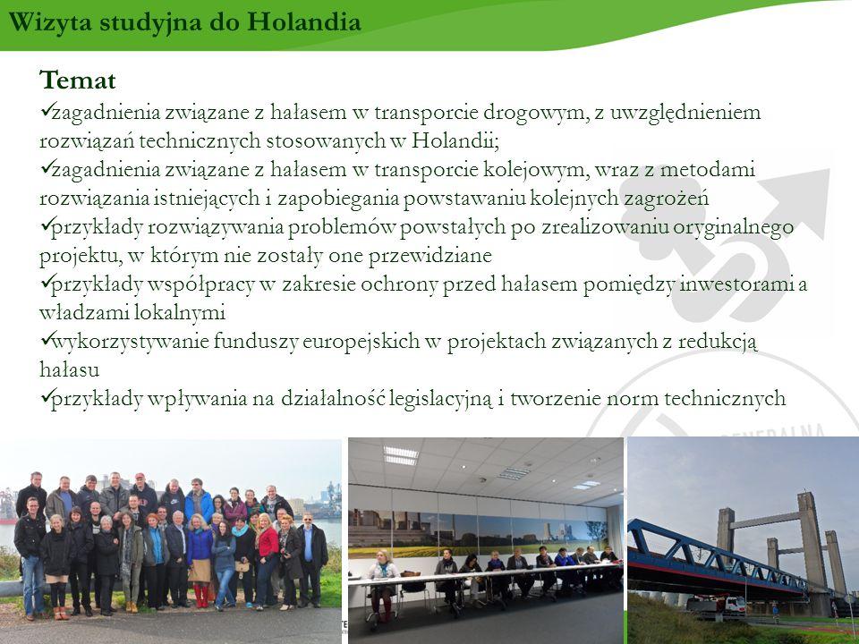 Wizyta studyjna do Holandia