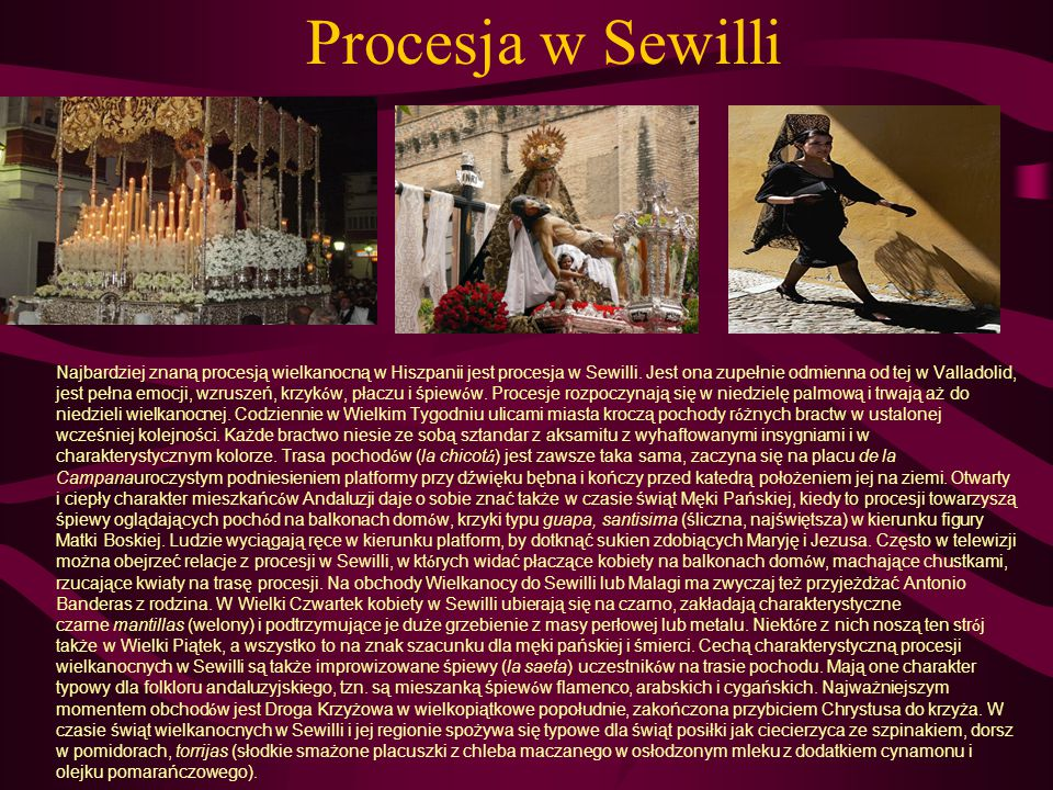 Procesja w Sewilli
