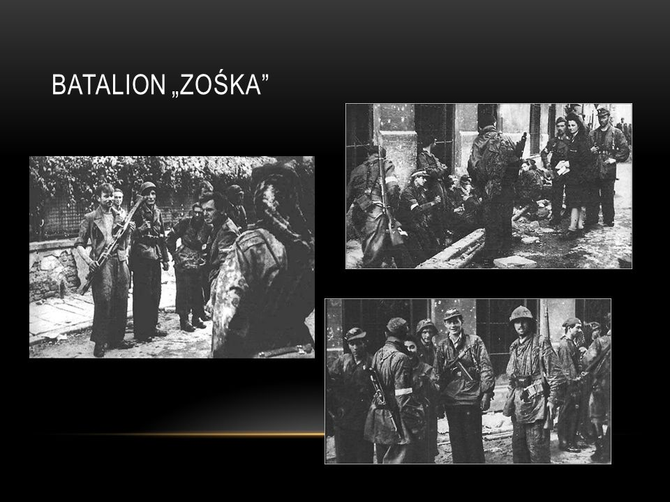 "Batalion ""Zośka"