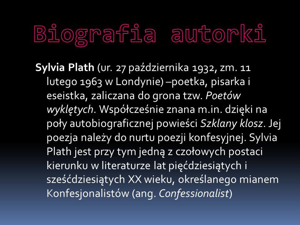 Biografia autorki