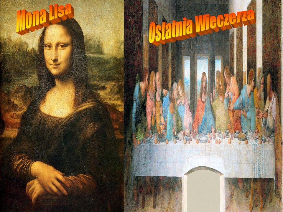 Mona Lisa Ostatnia Wieczerza