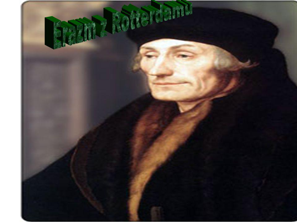 Erazm z Rotterdamu