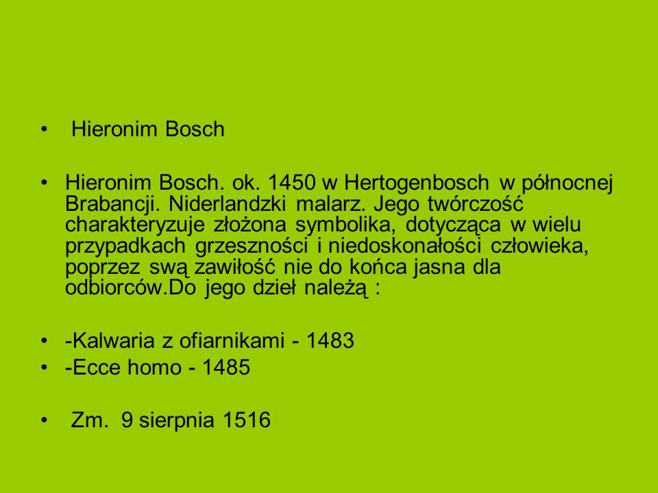 Hieronim Bosch