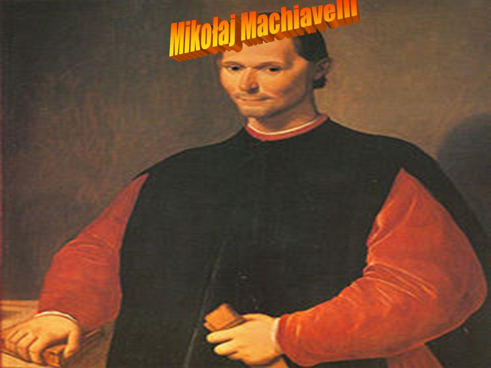 Mikołaj Machiavelli
