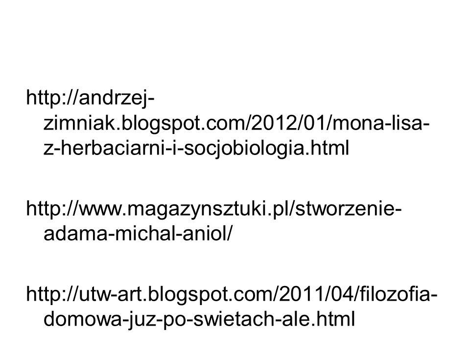 http://andrzej- zimniak. blogspot