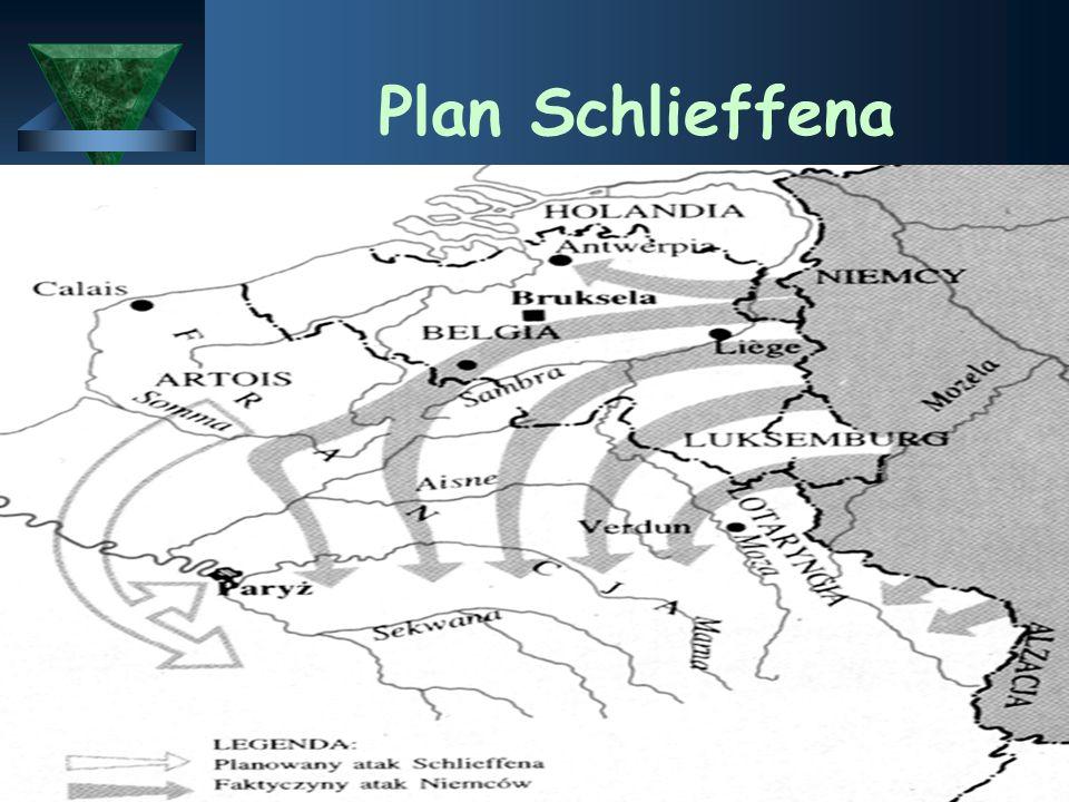 Plan Schlieffena