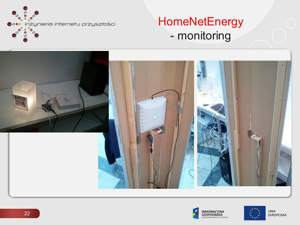 HomeNetEnergy - monitoring