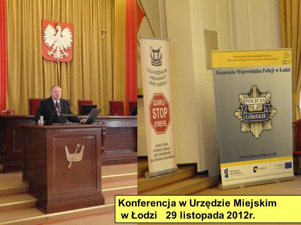 Konferencja w Urzędzie Miejskim