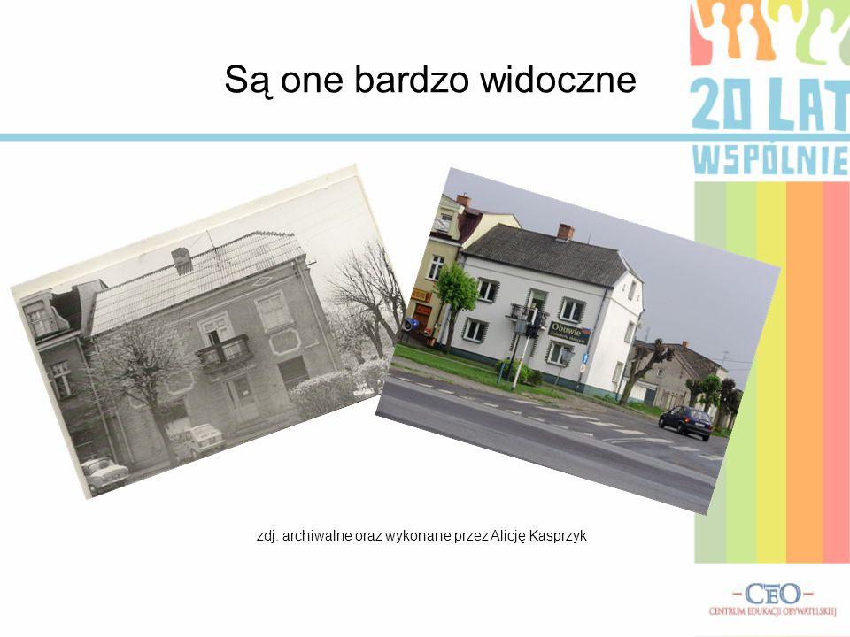 zdj. archiwalne oraz wykonane przez Alicję Kasprzyk