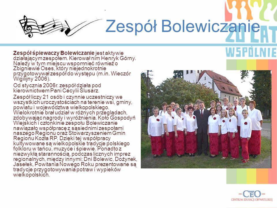 Zespół Bolewiczanie
