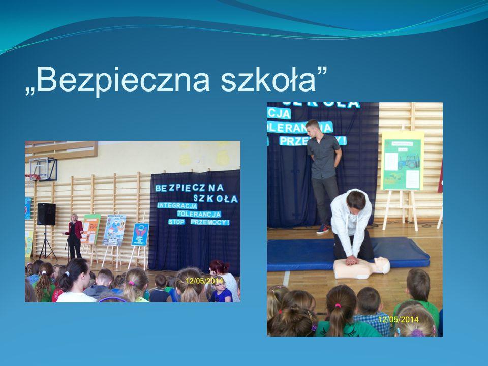 """""""Bezpieczna szkoła"""