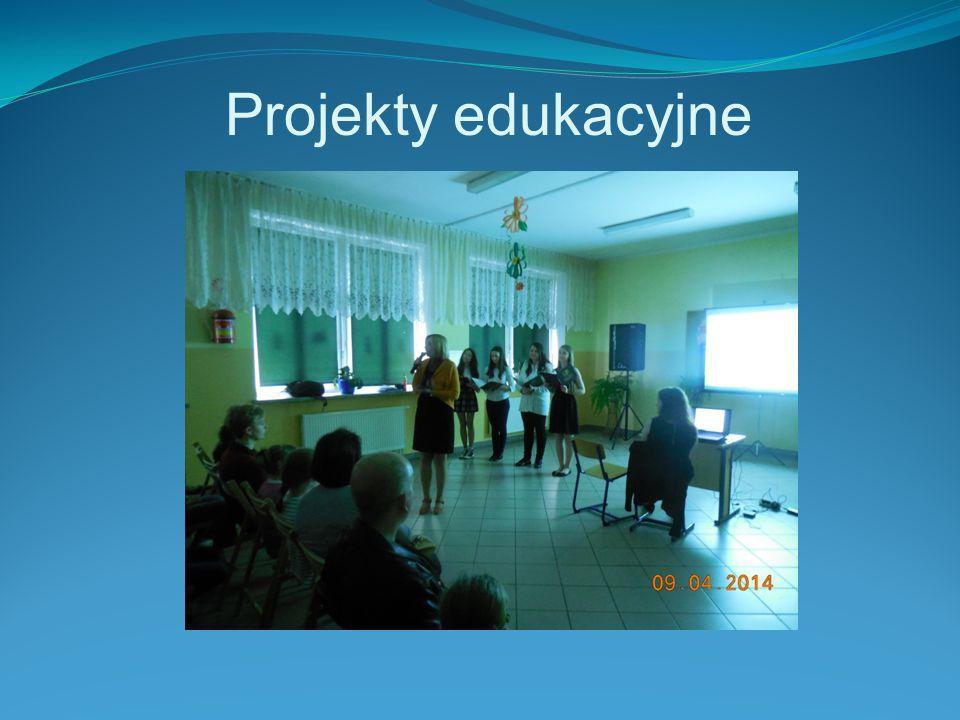 Projekty edukacyjne