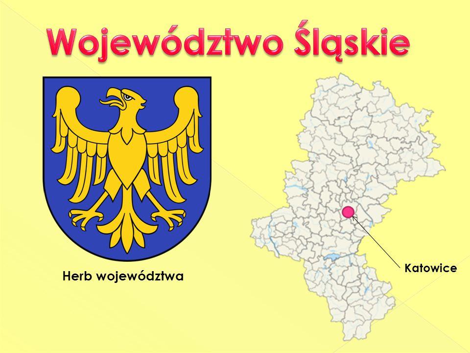Województwo Śląskie Katowice Herb województwa