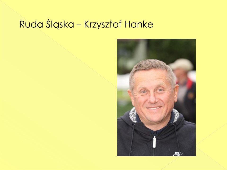 Ruda Śląska – Krzysztof Hanke