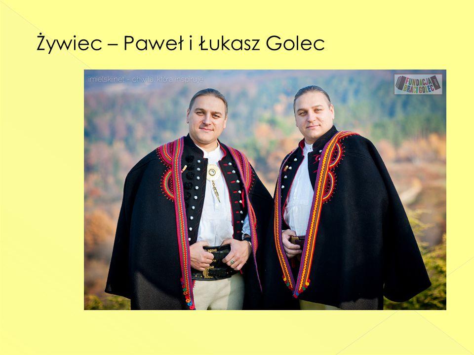 Żywiec – Paweł i Łukasz Golec