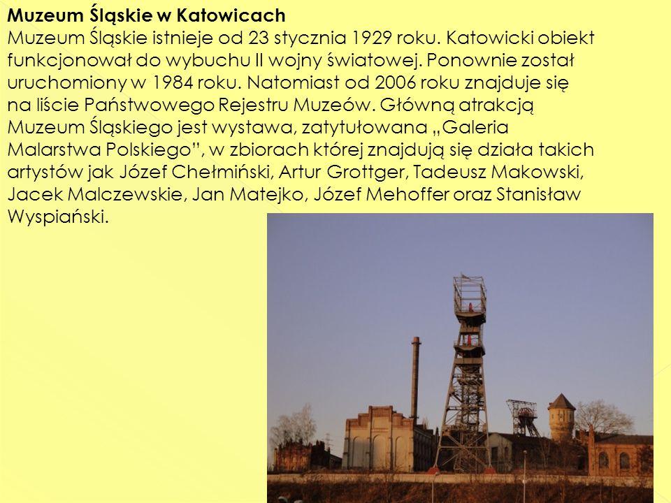 Muzeum Śląskie w Katowicach