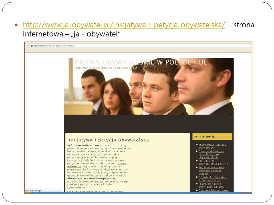 http://www. ja-obywatel