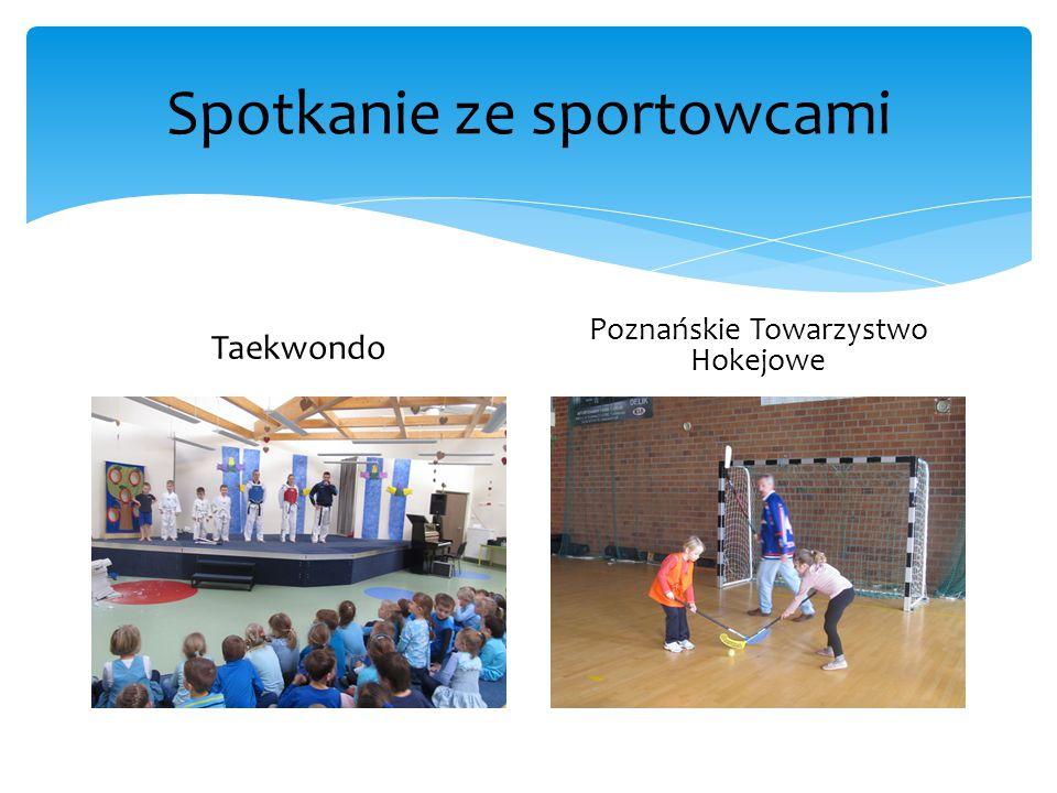 Spotkanie ze sportowcami