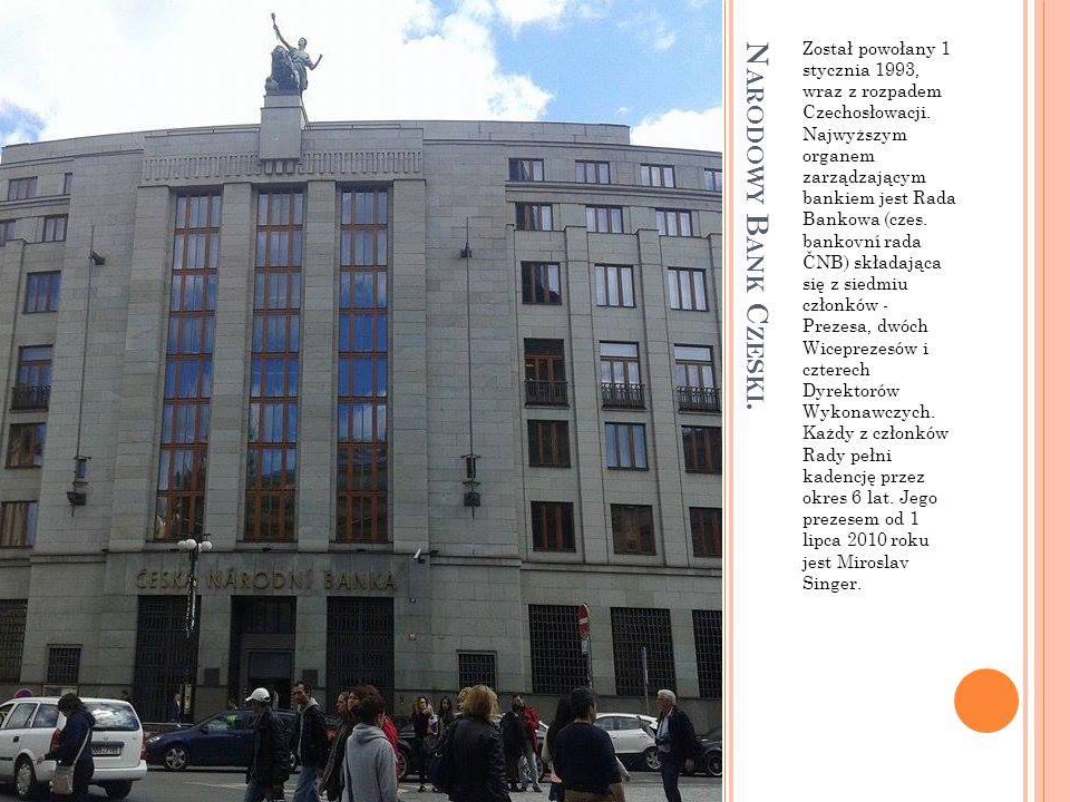 Został powołany 1 stycznia 1993, wraz z rozpadem Czechosłowacji