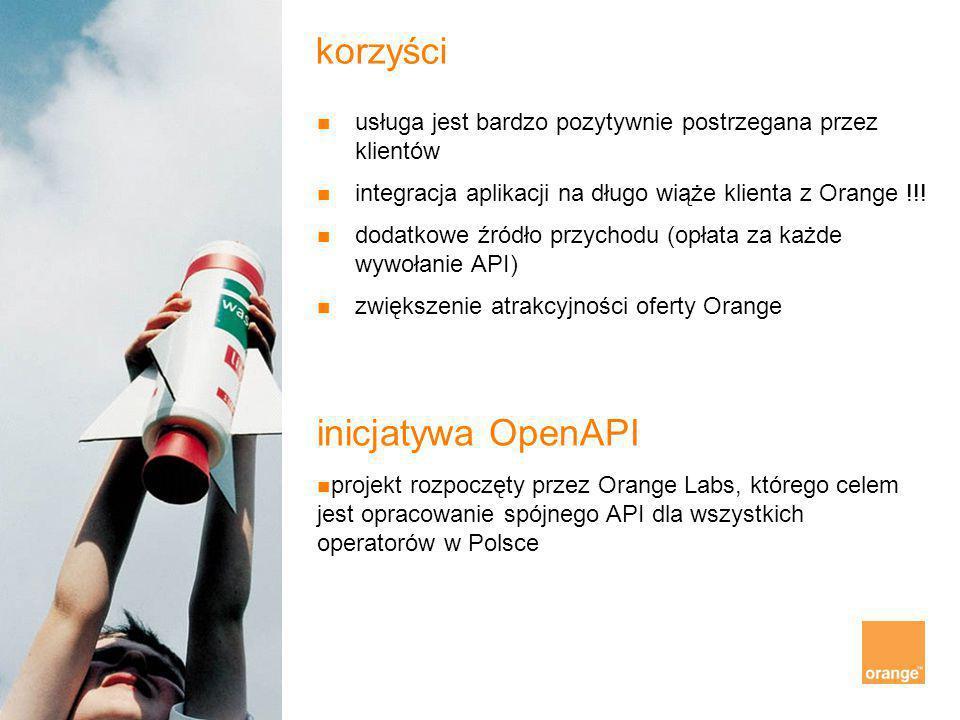 korzyści inicjatywa OpenAPI
