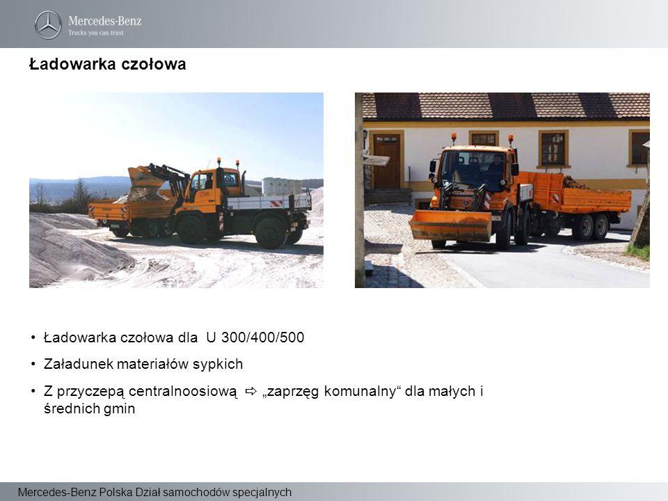 Ładowarka czołowa Ładowarka czołowa dla U 300/400/500
