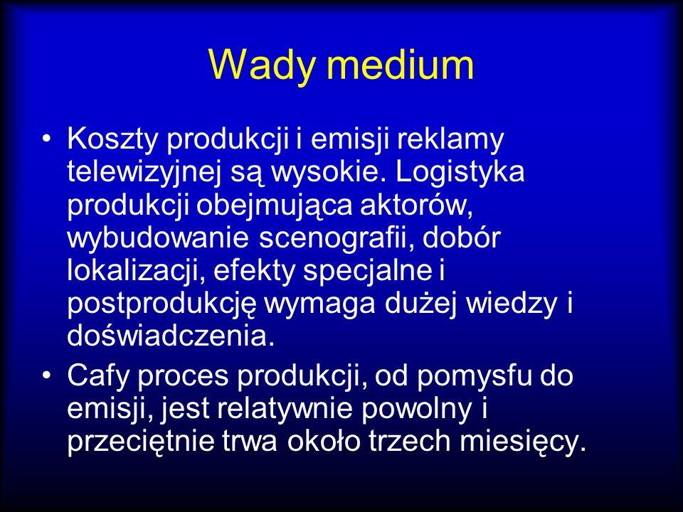 Wady medium