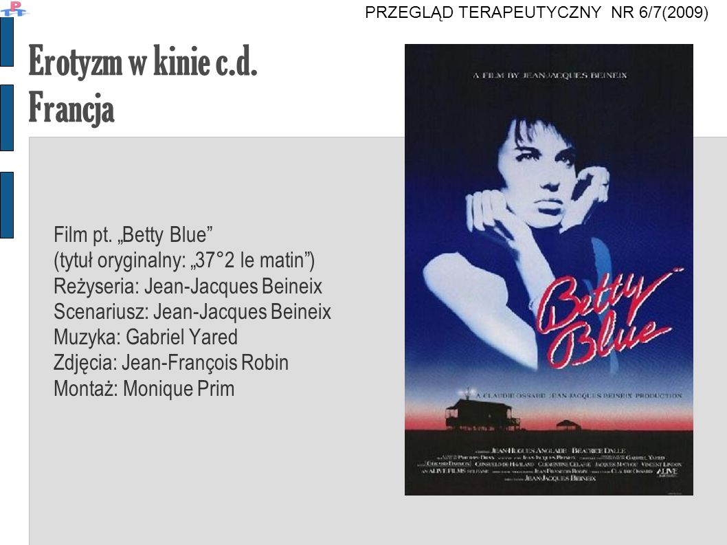 Erotyzm w kinie c.d. Francja