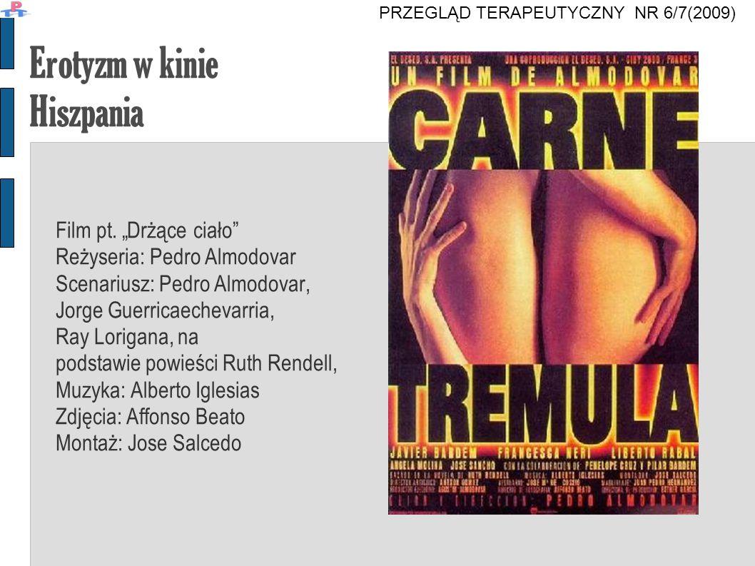 Erotyzm w kinie Hiszpania