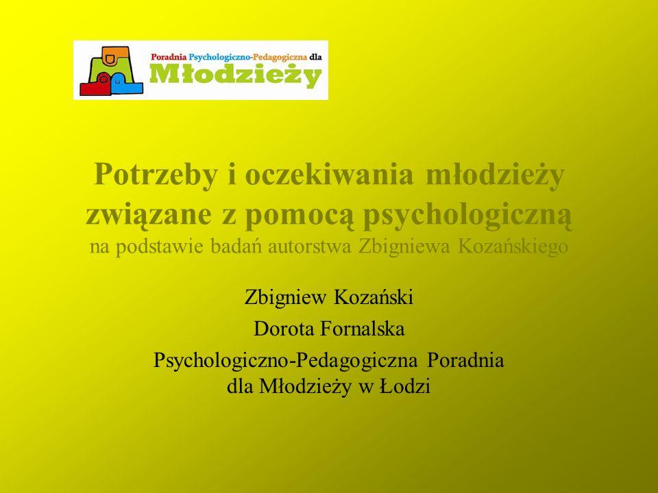 Psychologiczno-Pedagogiczna Poradnia dla Młodzieży w Łodzi
