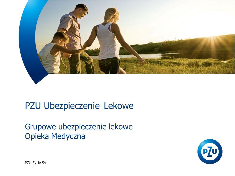PZU Ubezpieczenie Lekowe Grupowe ubezpieczenie lekowe Opieka Medyczna