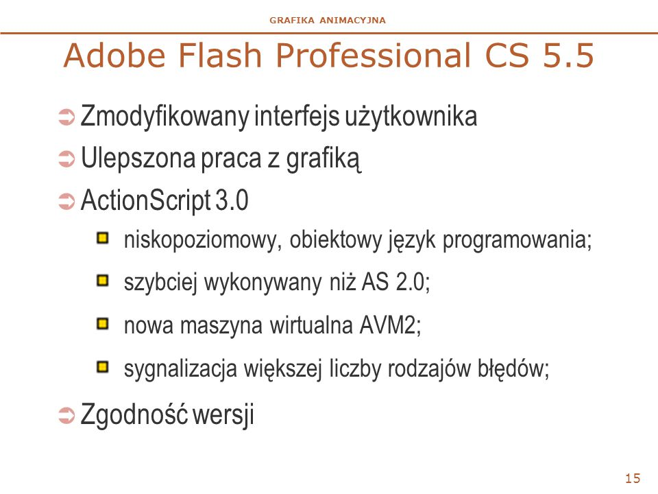 Adobe Flash Professional CS 5.5
