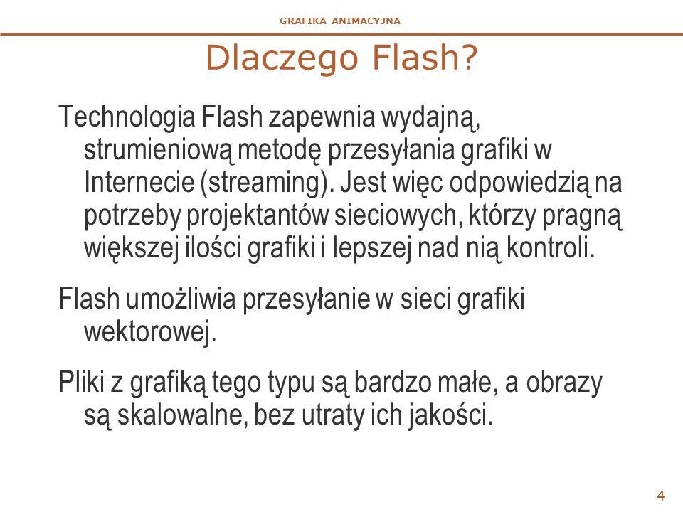 Dlaczego Flash