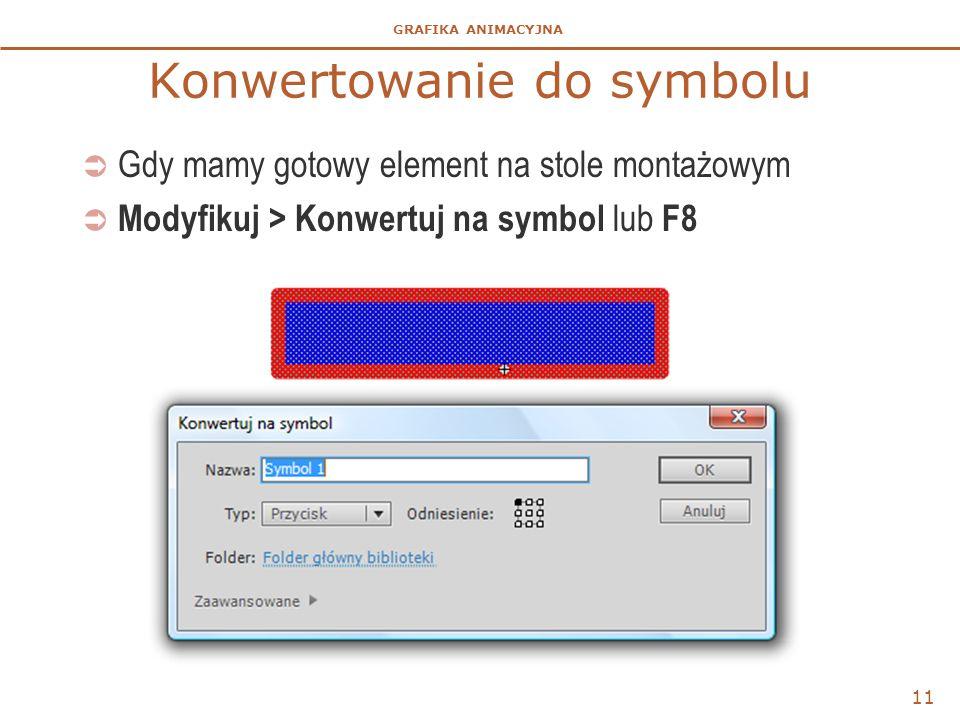 Konwertowanie do symbolu