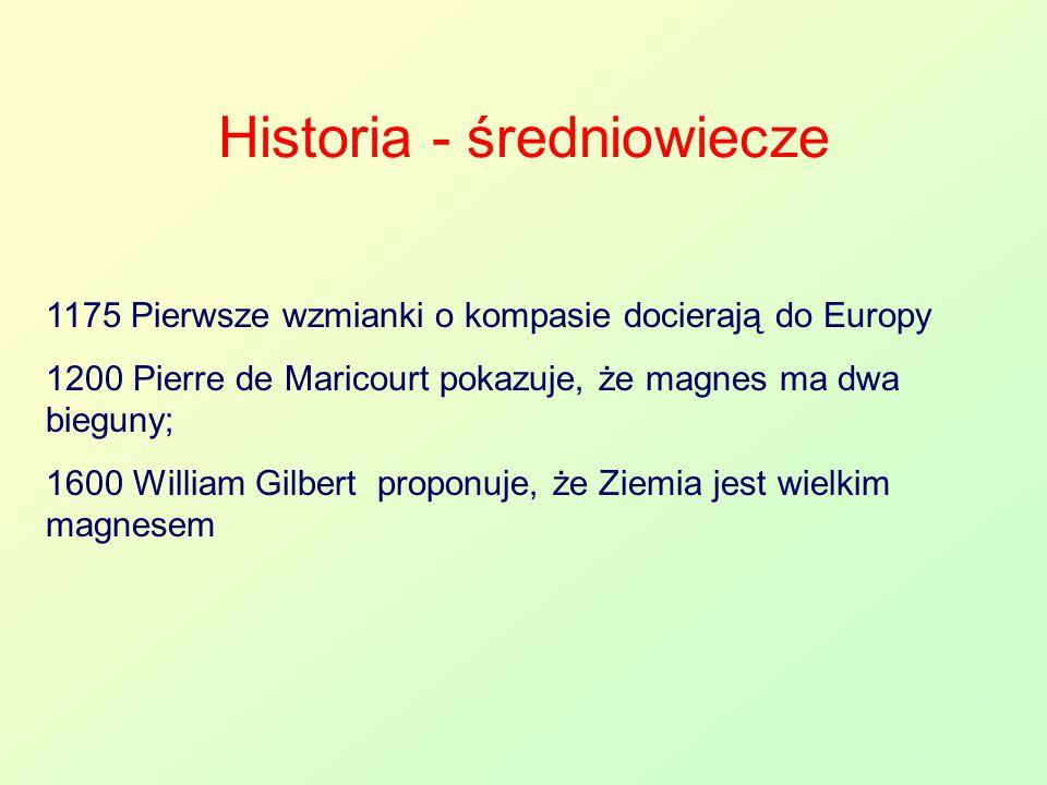 Historia - średniowiecze