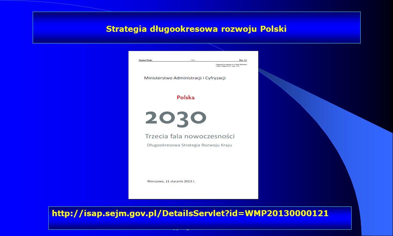Strategia długookresowa rozwoju Polski