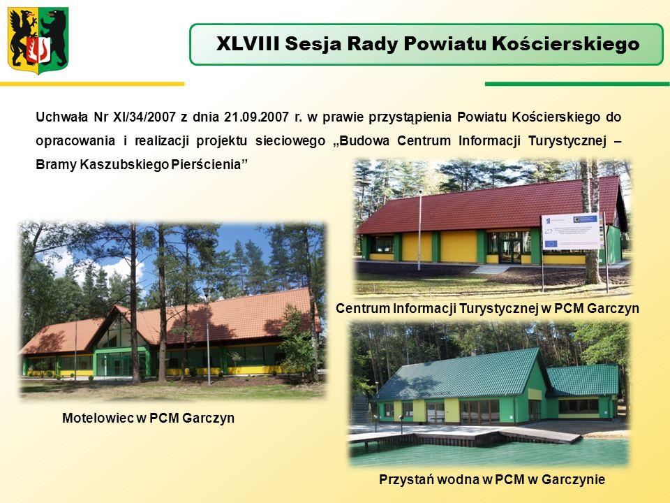 Centrum Informacji Turystycznej w PCM Garczyn
