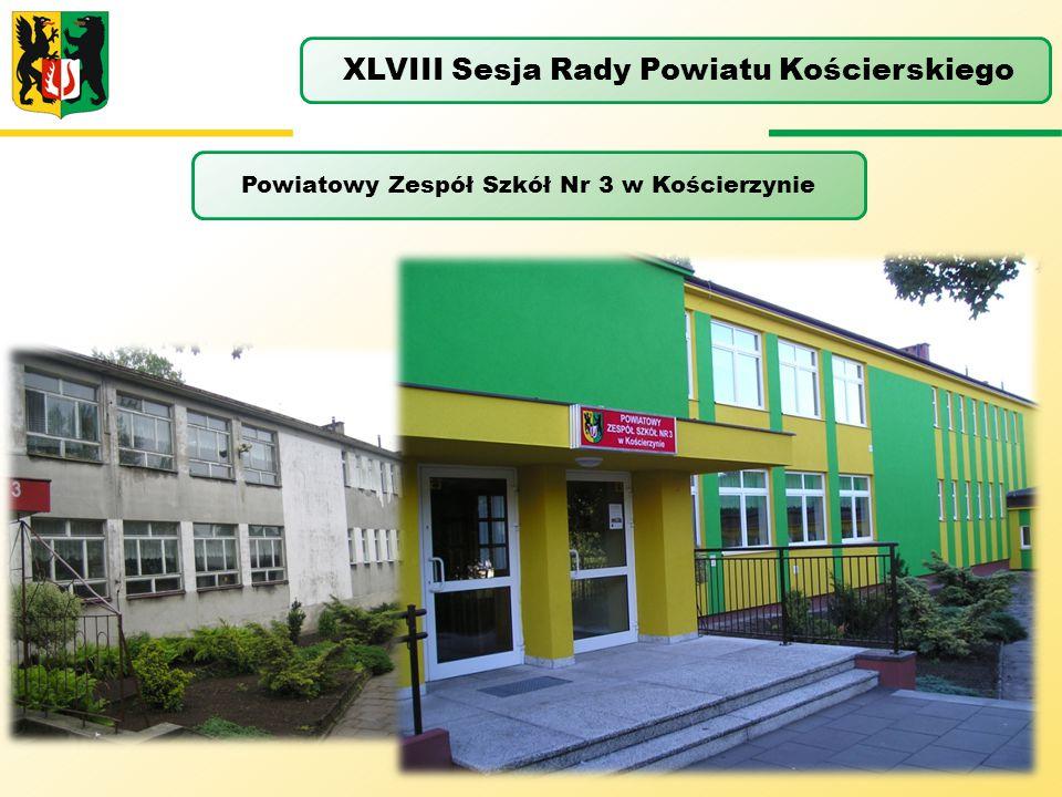 Powiatowy Zespół Szkół Nr 3 w Kościerzynie