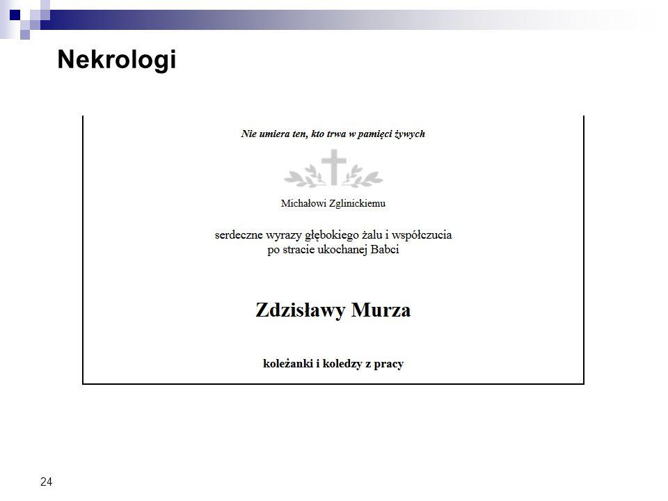 Nekrologi