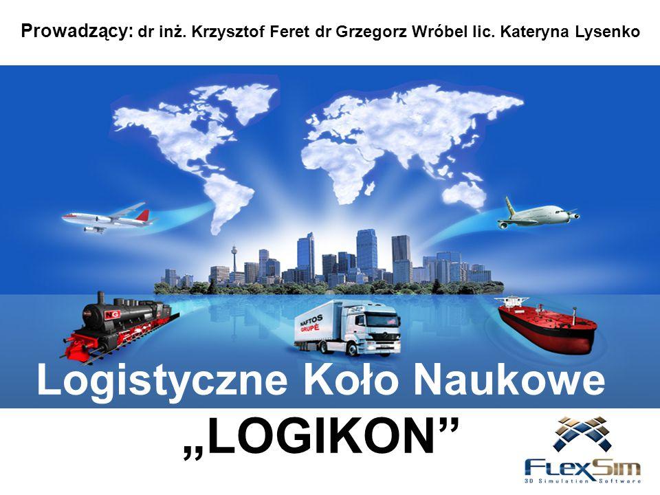 """Logistyczne Koło Naukowe """"LOGIKON"""
