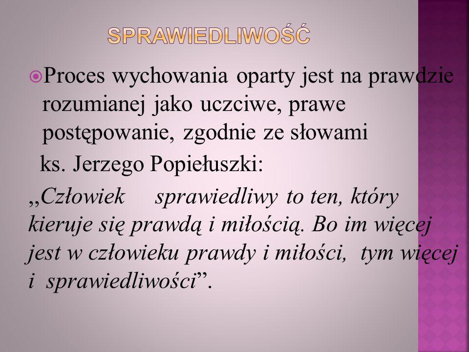 ks. Jerzego Popiełuszki: