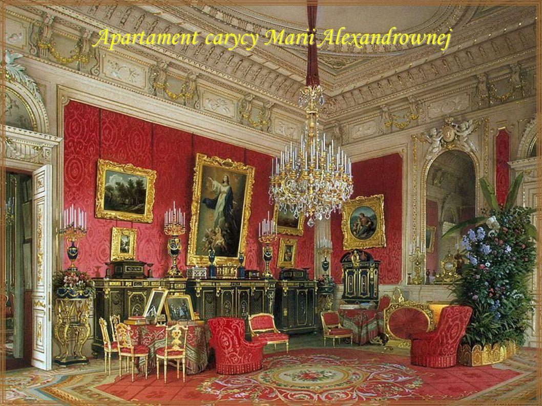 Apartament carycy Marii Alexandrownej