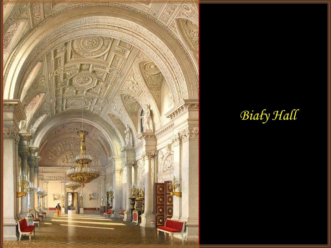 Biały Hall